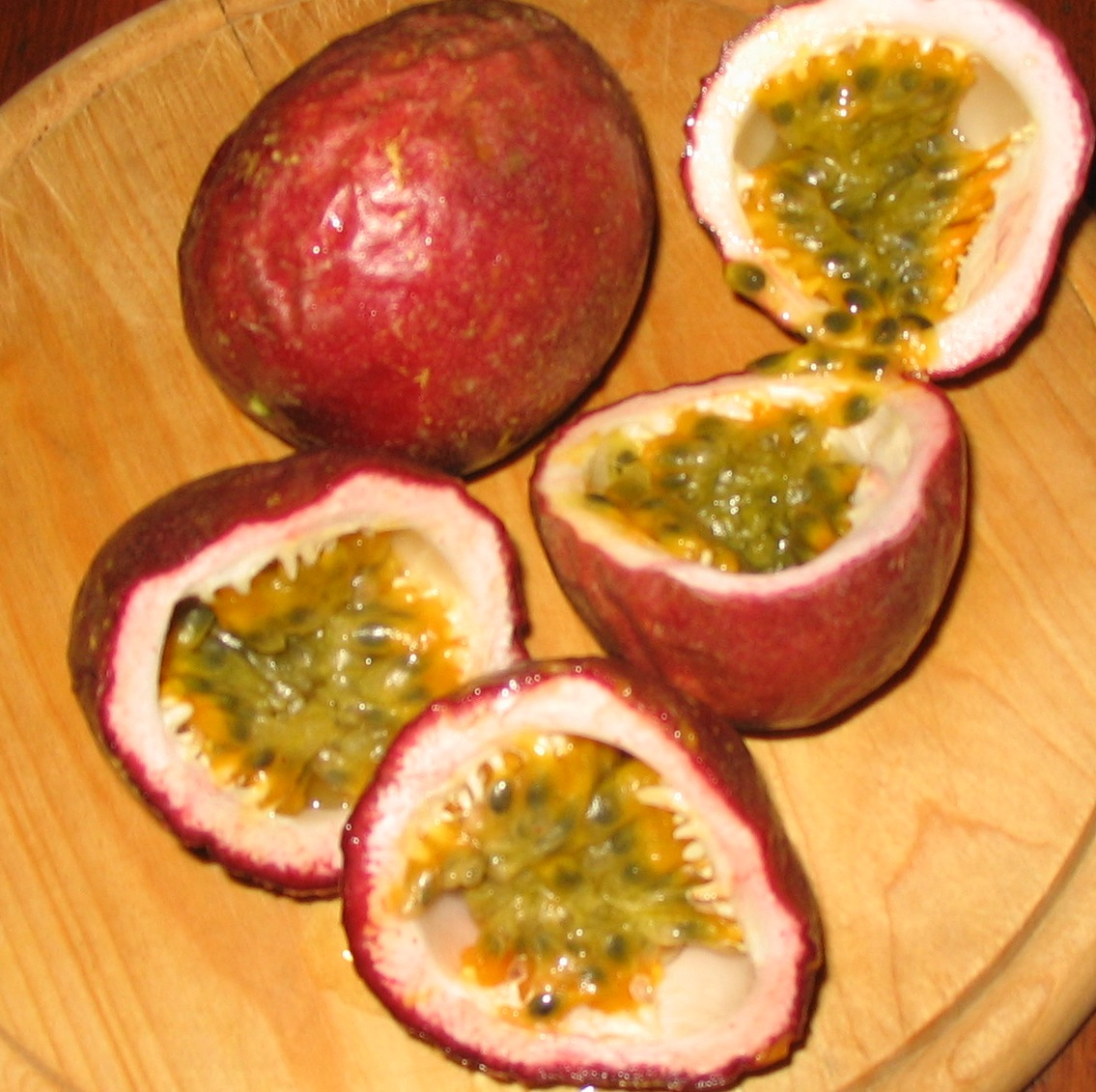 Passionfruit Non Grafted Sunshine Special Common Name