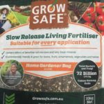 grow safe 10kg bag
