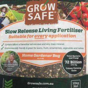 grow safe 10kg bag